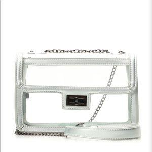 "Fashion Nova ""Make Myself Clear Bag"""